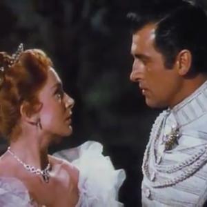 Stewart Granger et Deborah Kerr - Le Prisonnier de Zenda de R. Thorpe (1952)